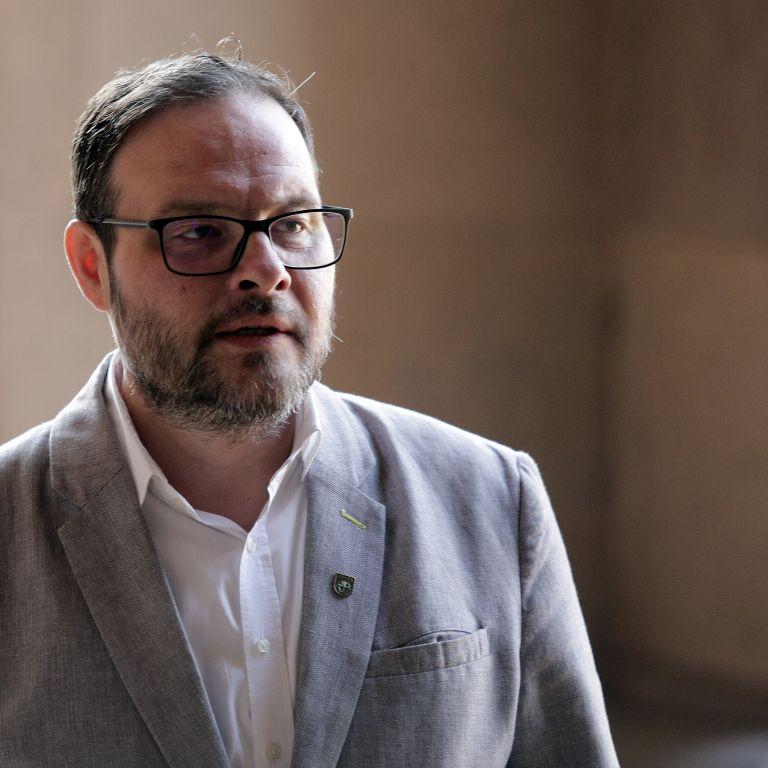 "Десислав Чуколов, зам.-председател на ""Атака"""