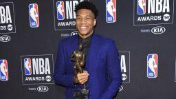 НБА обяви тримата финалисти за наградата MVP