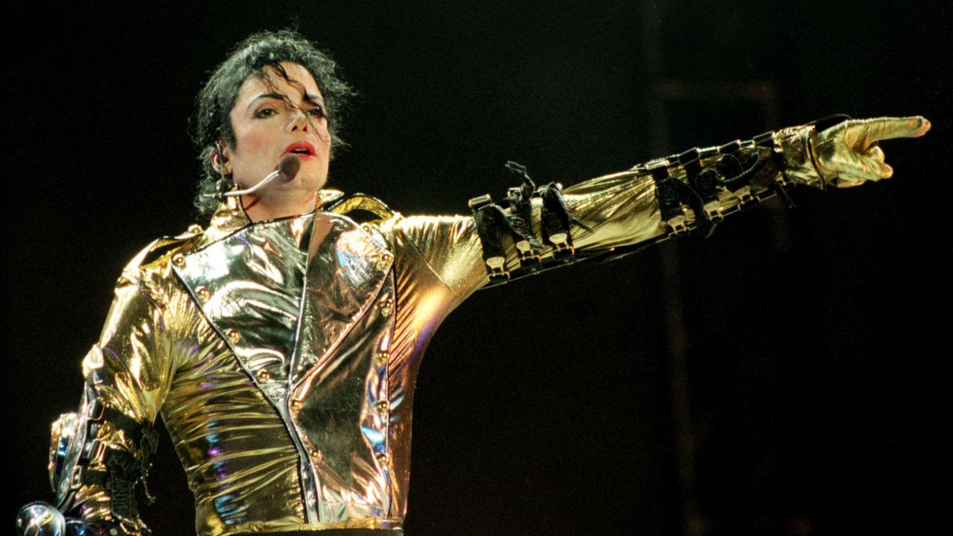 Майкъл промени света с музиката си