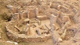 Гьобекли тепе в Турция - най-древният мегалитен паметник в света