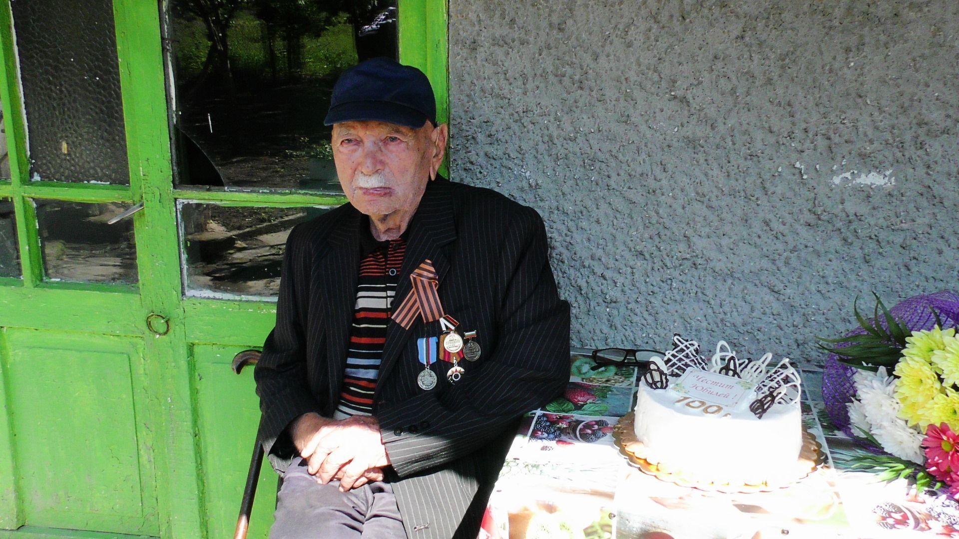"""Единственият столетник в Търговищко """"прекрачи"""" в следващия си век"""