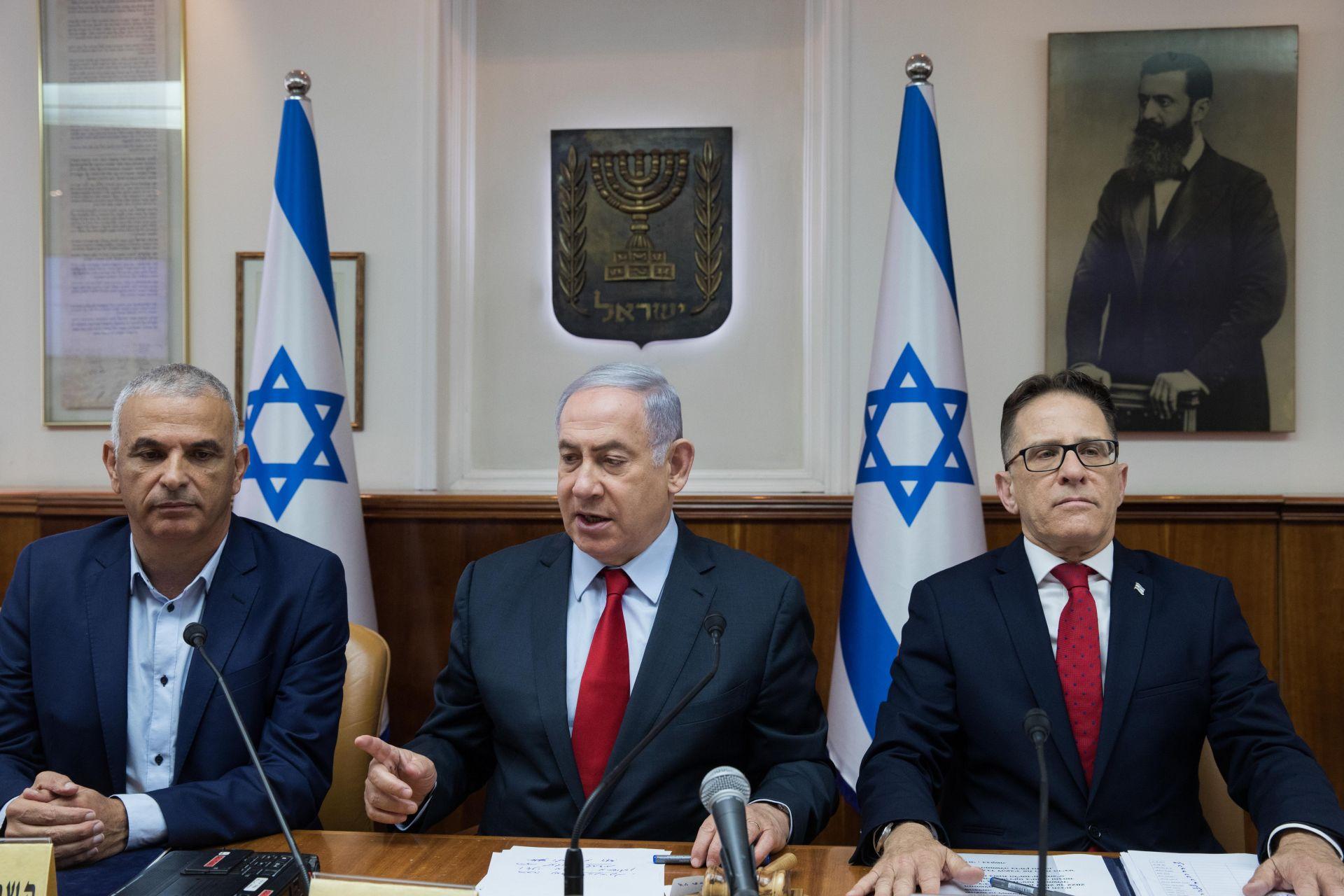 Бенямин Нетаняху предупреди, че няма да допусне да бъде заплашван от Иран от територията на Сирия за