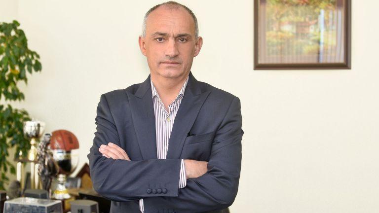Асен Христов, председател на Надзорния съвет на Еврохолд