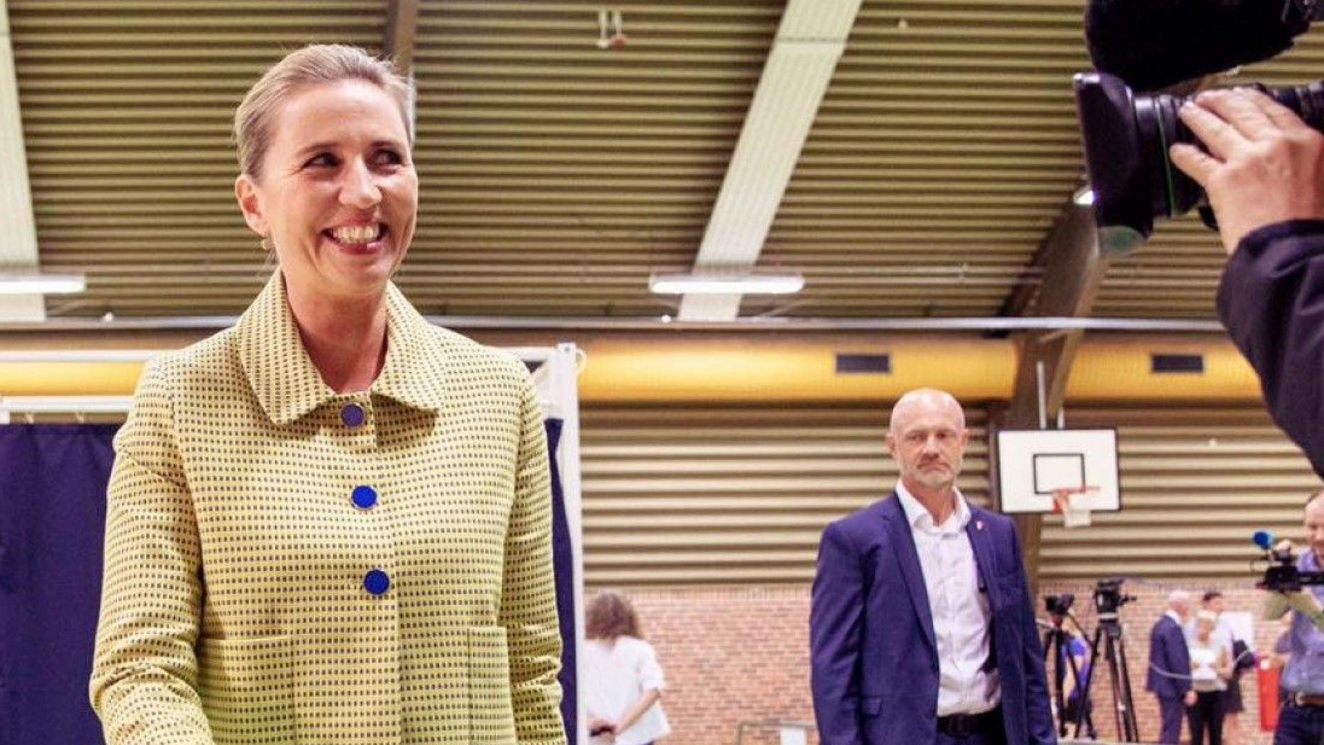 """""""Червен блок"""" ще осигури мнозинство за най-младия премиер в историята на Дания"""