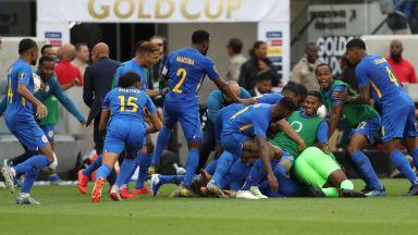 Гол в последната секунда пренаписа футболната история на Карибски остров