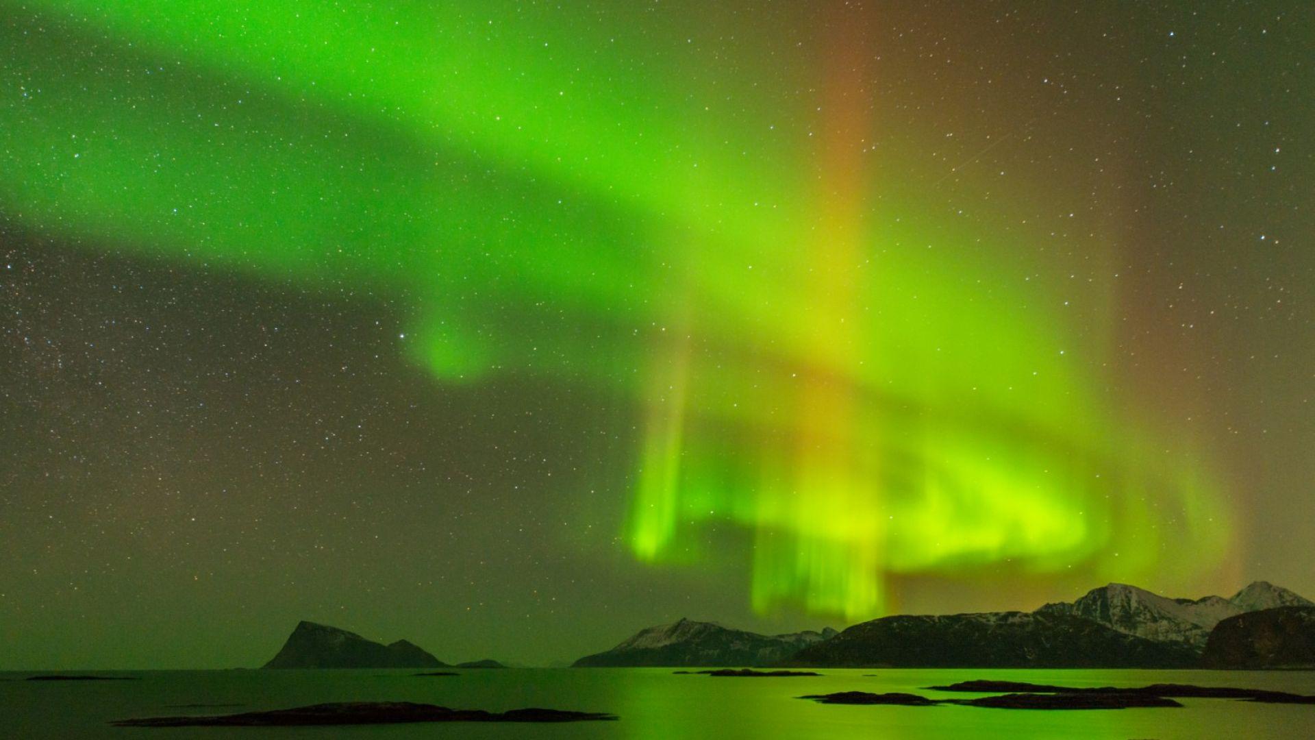 Норвежки остров иска да отмени...времето