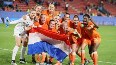 Европа би Азия в последните два осминафинала на Мондиала.