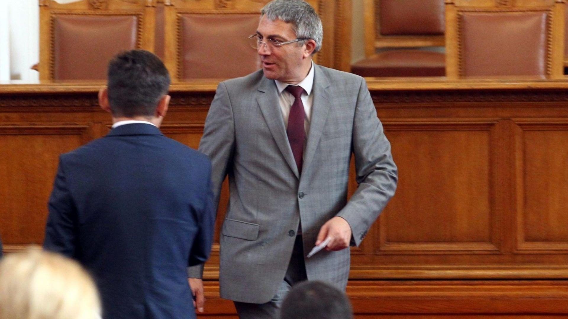 ДПС няма да участва в консултациите за размера на партийните