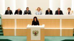 Караянчева в Русия: България подкрепя преминаването на Турски поток през страната ни