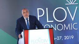 Борисов сравни Гоце Делчев с Че Гевара и се похвали с добрата икономическа среда