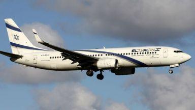 Самолет на израелските авиолинии кацна аварийно на Летище София
