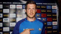 Новата деветка на Левски: Дойдох в точния клуб за мен