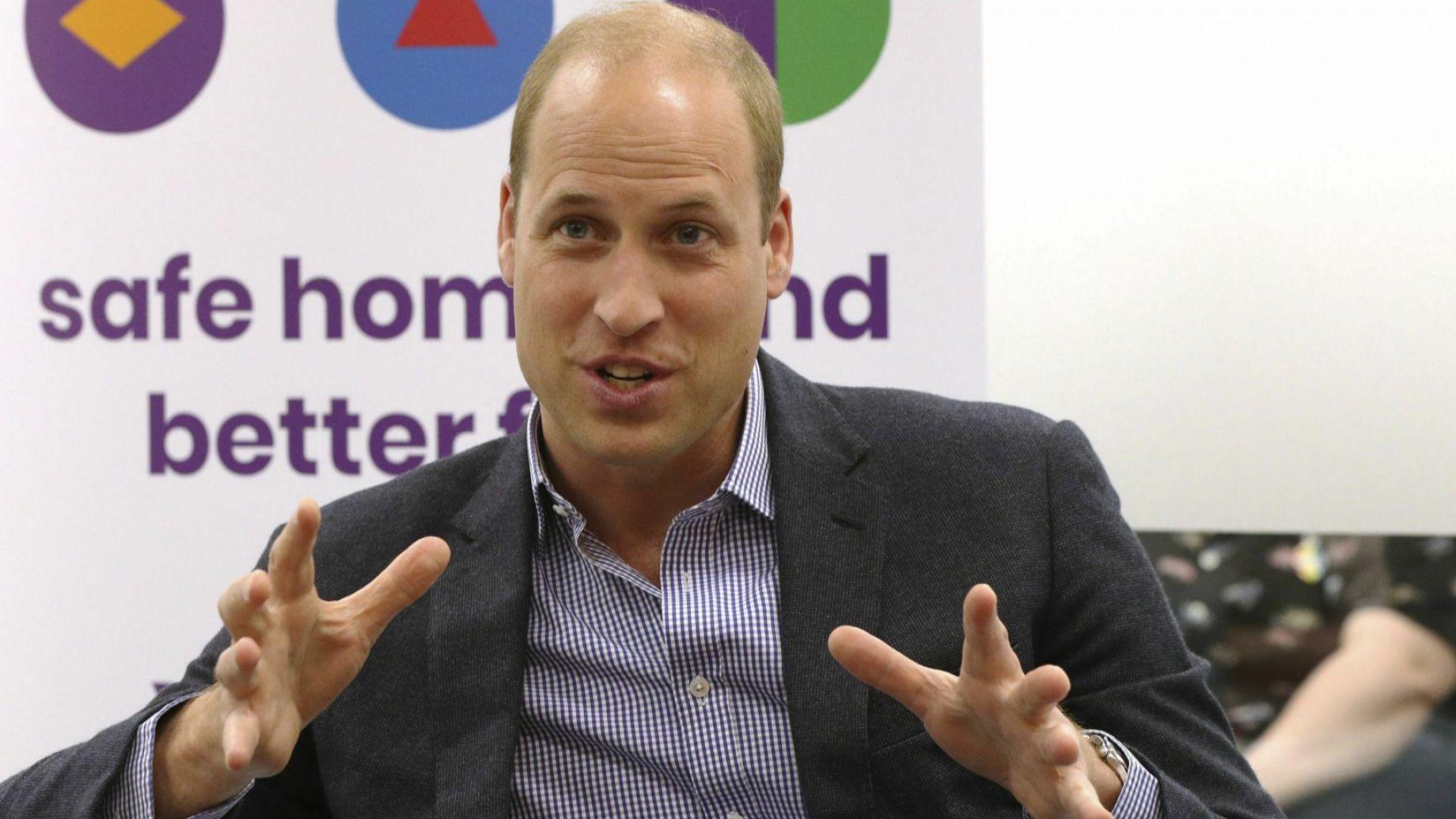 Принц Уилям няма проблем, ако някое от децата му се окаже гей