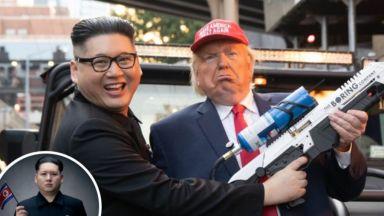 Двойниците на Тръмп и Ким вече са в Осака за срещата на Г-20