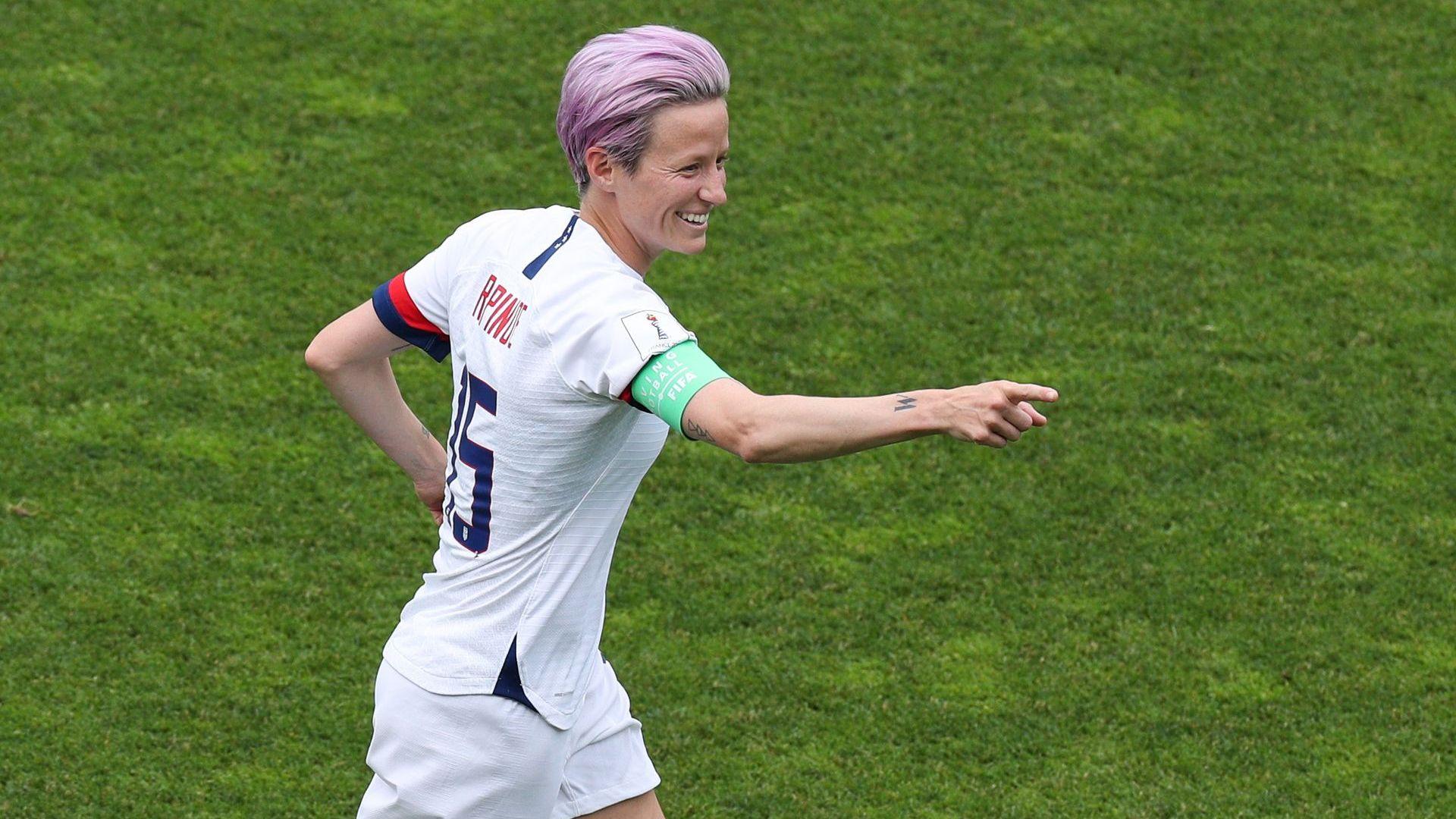 Футболистка №1: Трябва да се сложи край на бялото превъзходство