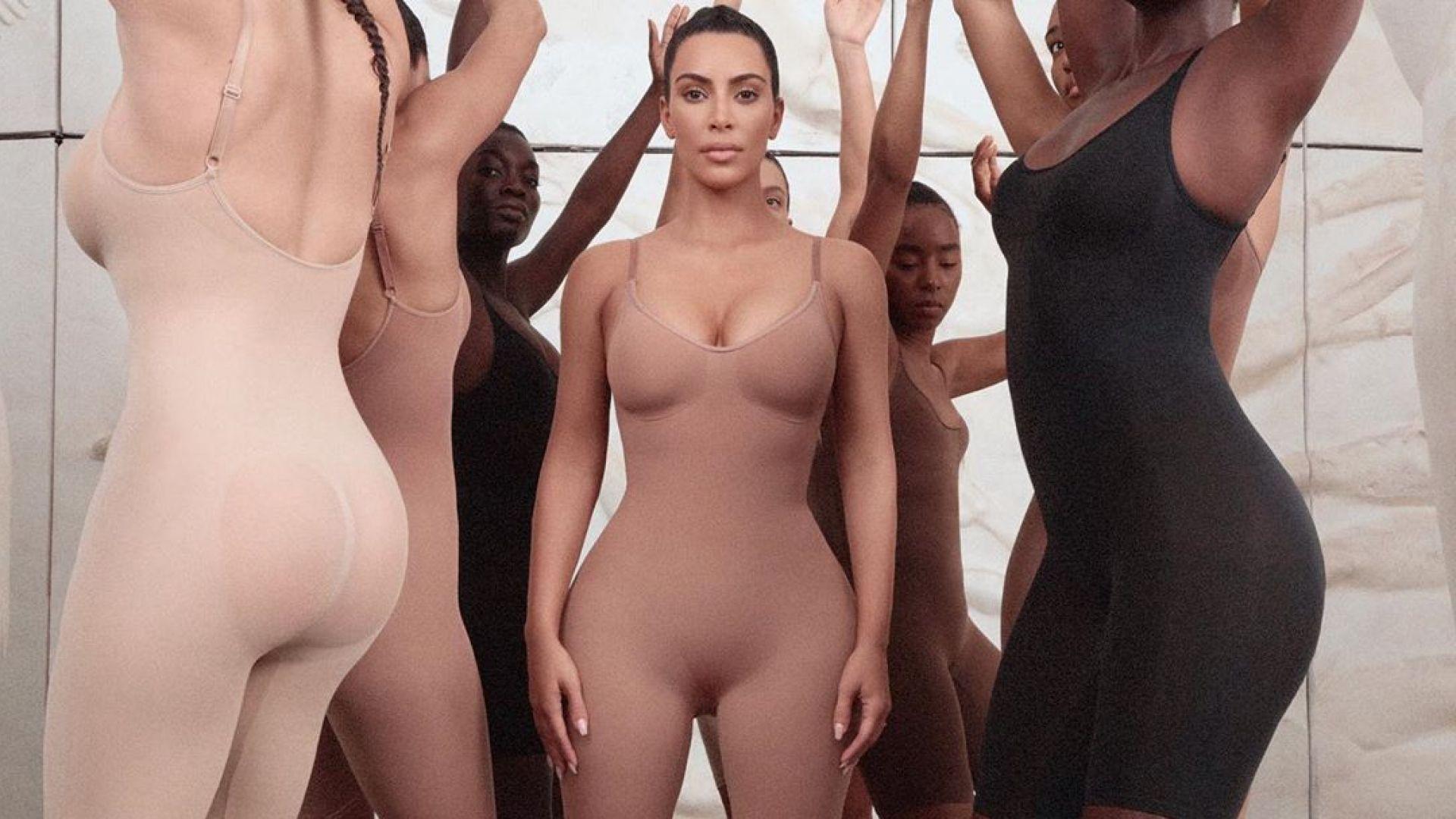 """След недоволството на японците - колекцията бельо на Ким Кардашиян няма да се казва """"Кимоно"""""""