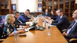 Цацаров се срещна с шефа на ОЛАФ, правим обща контактна група от прокурори