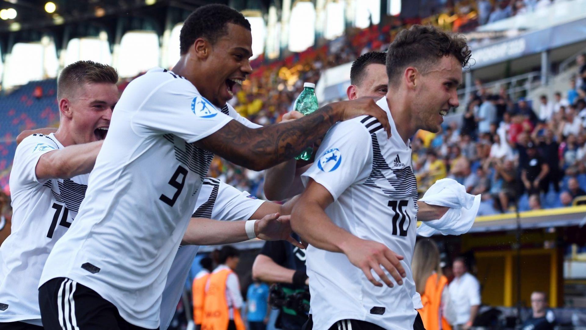 Германски голове в края сложиха край на румънската приказка