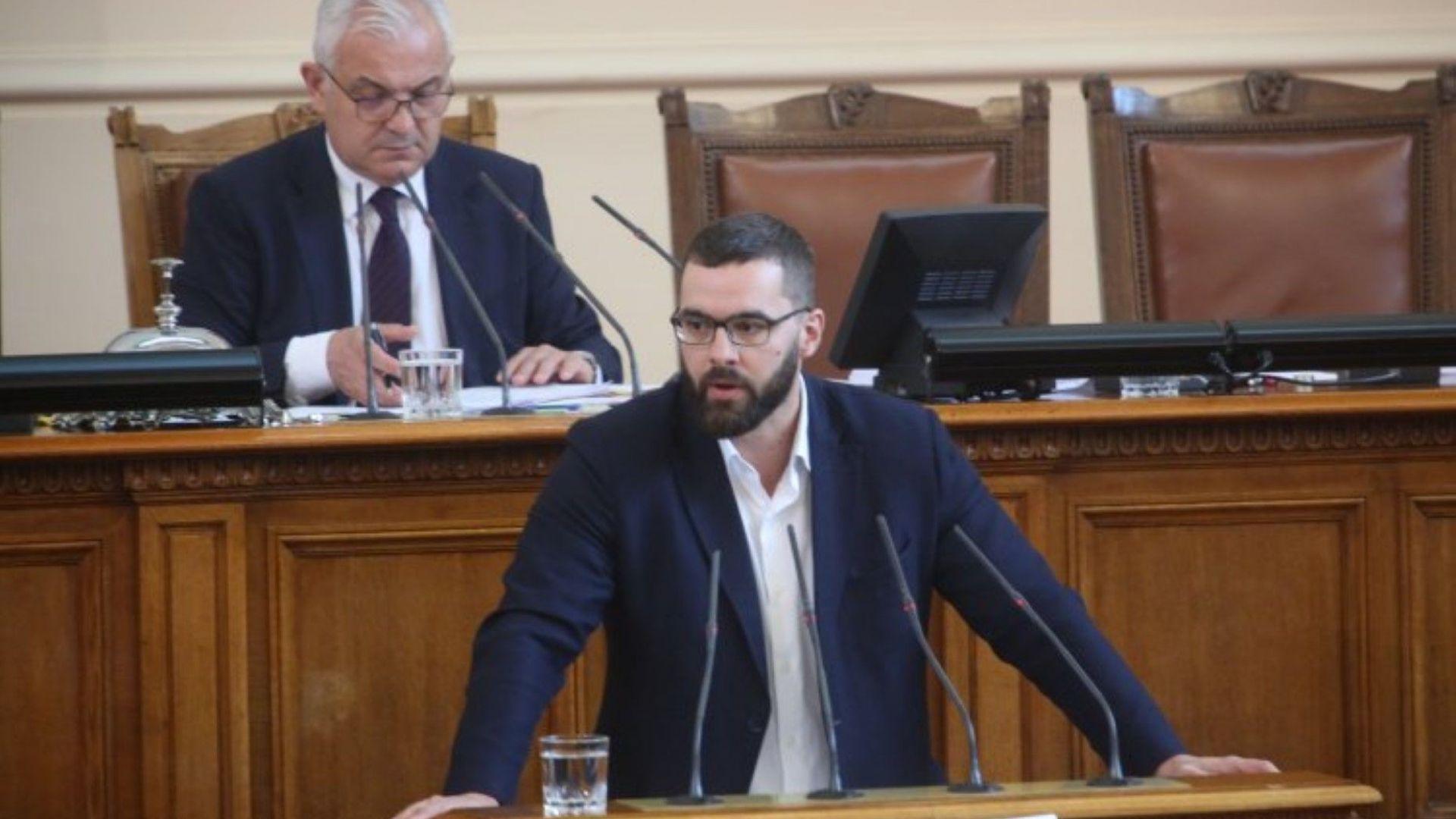 Стоян Мирчев:  Американският модел на финансиране на партиите е неприложим в България
