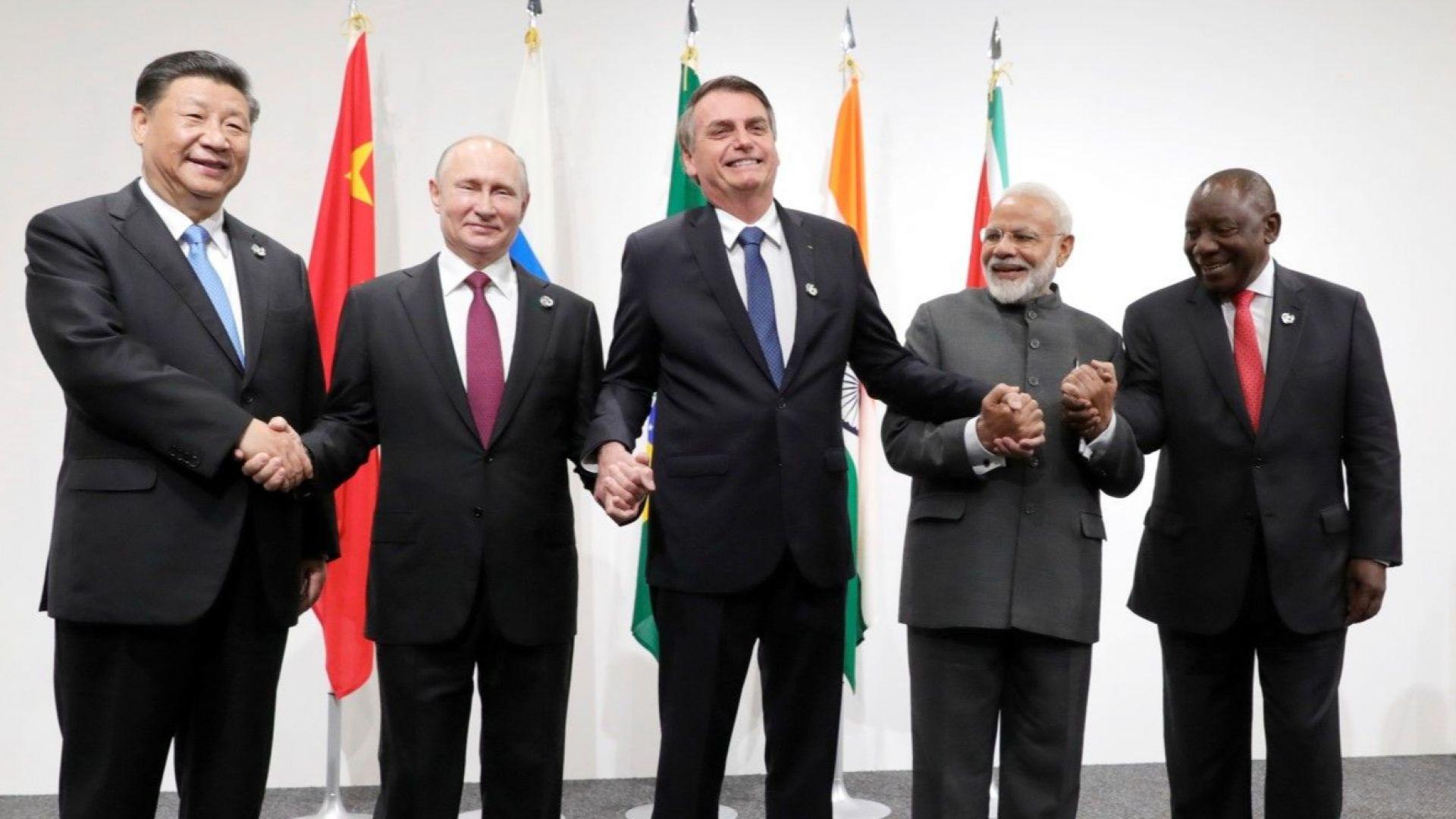 Лидерите на БРИКС обявиха, че страните им са двигател на световния растеж
