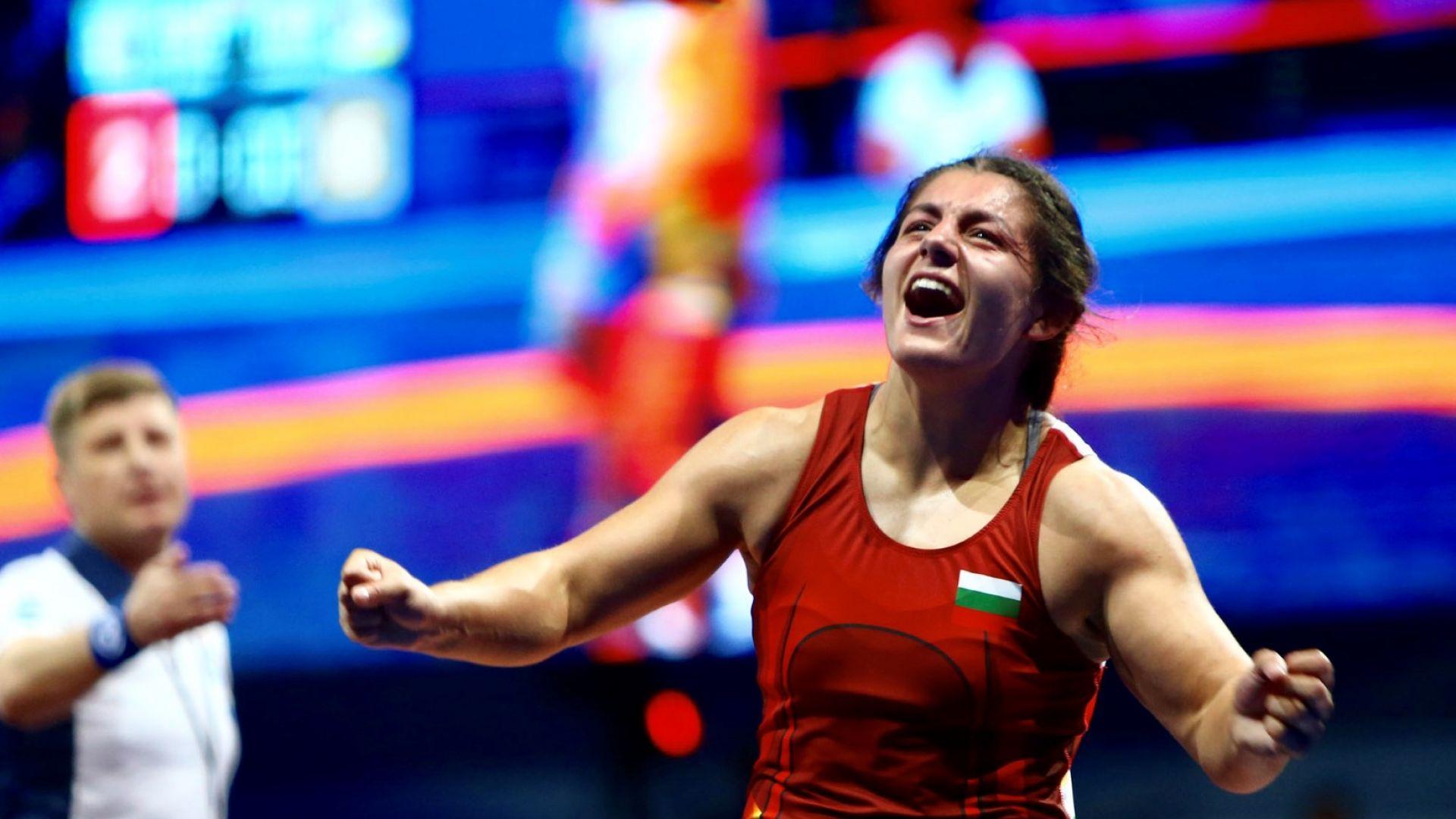 България с медал №16 от Европейските игри