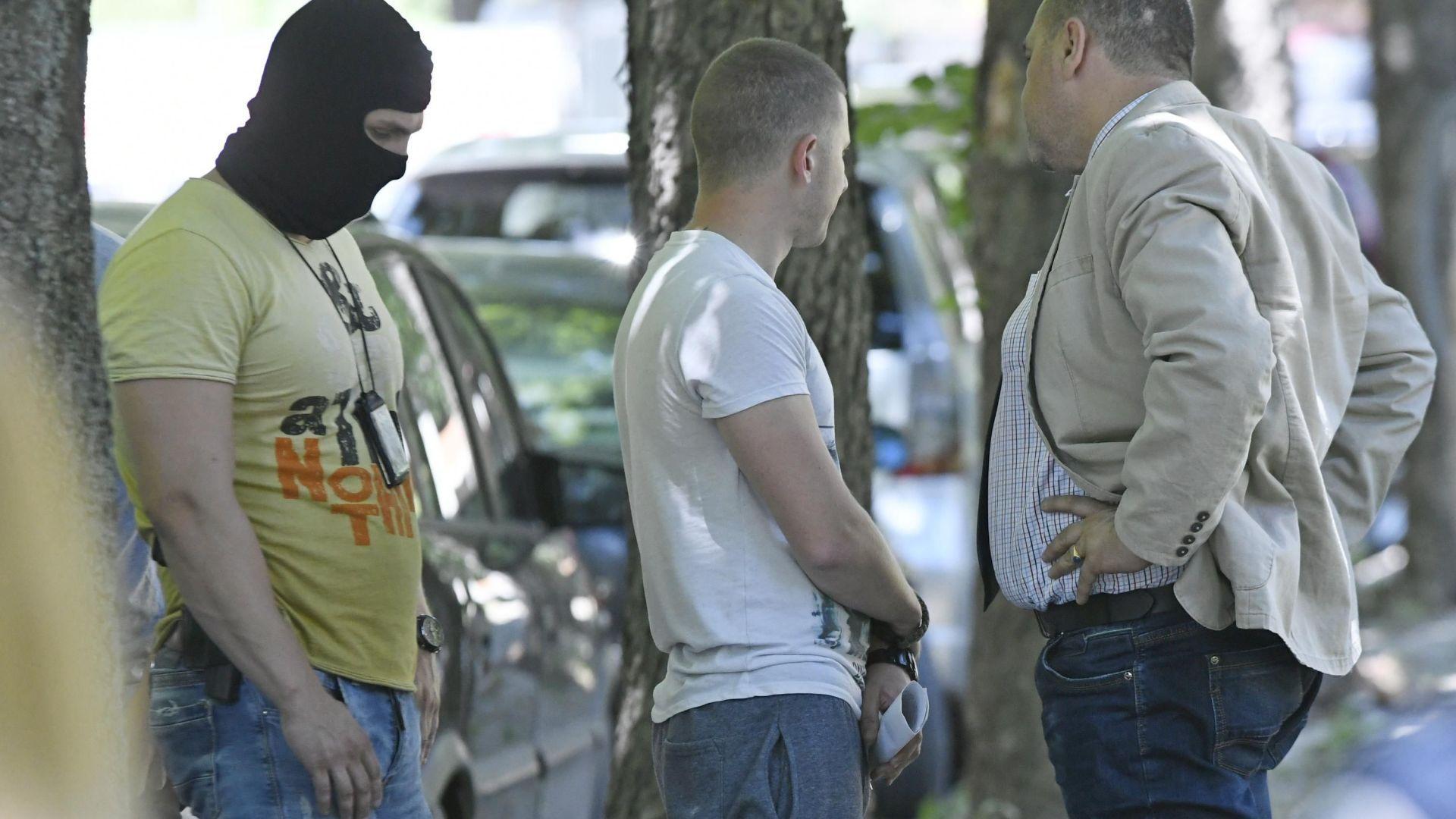 В МВР имат насоки откъде полицаят-дилър се снабдявал с дрога