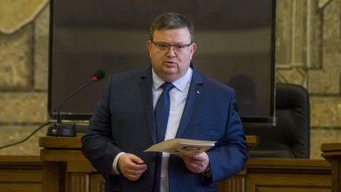 Цацаров за съдиите, пуснали Полфрийман: Всеки трябва да носи отговорност за това, което прави
