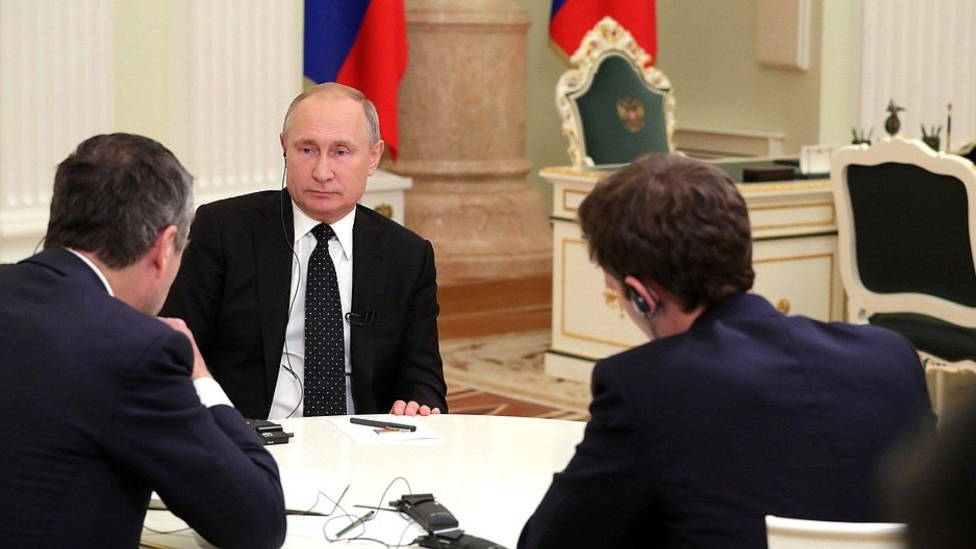 Путин пред FT: За Тръмп, Сирия, Венецуела и либерализма