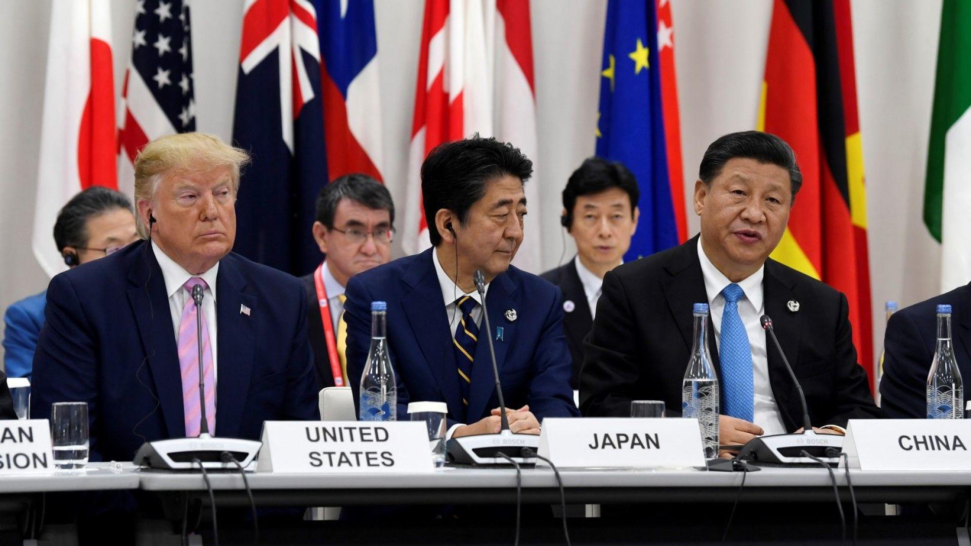 Си обеща Китай да облекчи вноса