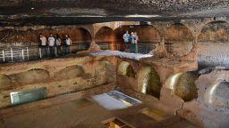 Скалният комплекс Дара – Турската Петра
