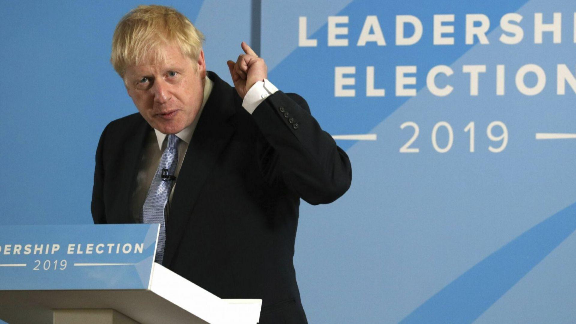 """Борис Джонсън избра за свой съветник оперативния шеф на телевизия """"Скай"""""""