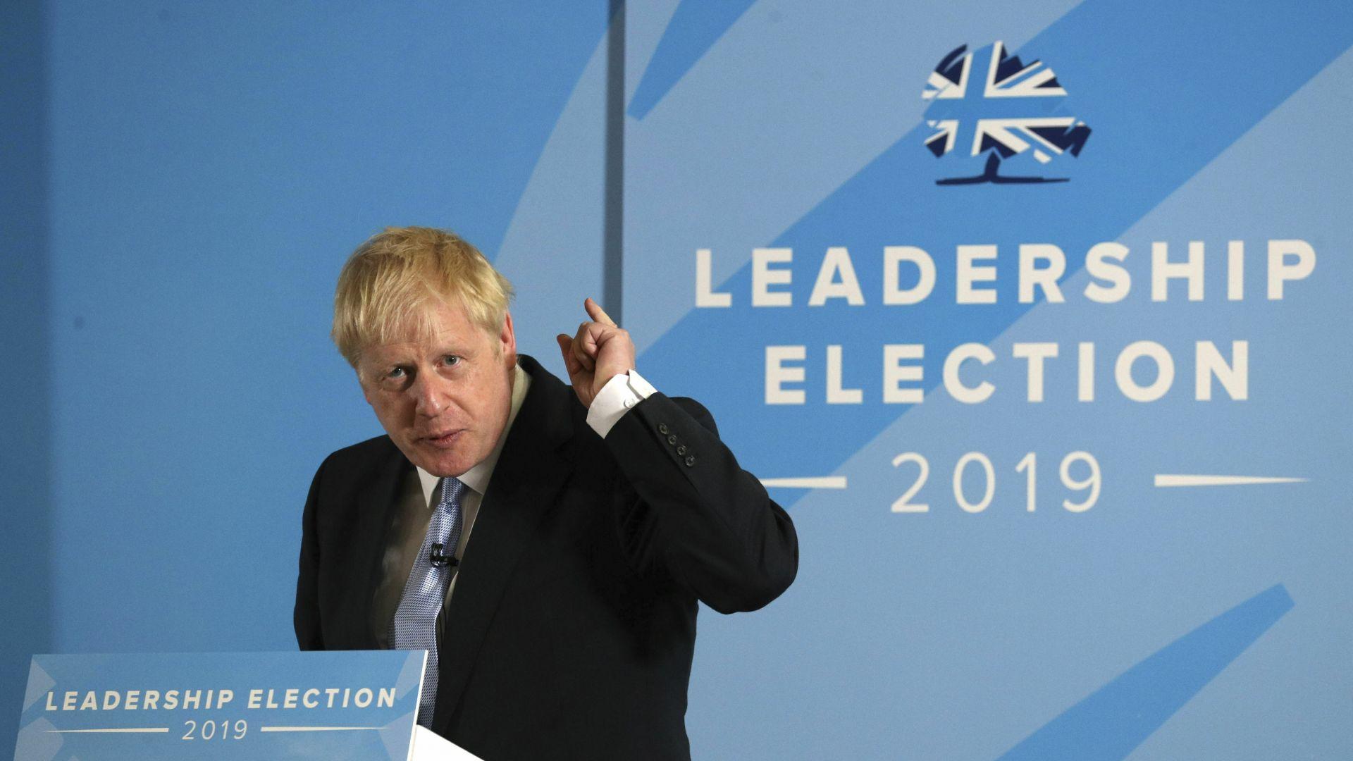 Борис Джонсън ще иска преговори с ЕС за свободна търговия