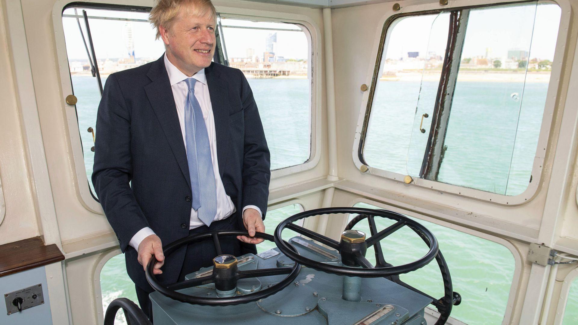 Като премиер Борис Джонсън би вземал нисколихвени кредити за големи инфраструктурни проекти