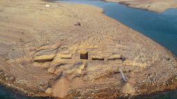Дворец на тайнствена империя на 3400 години е открит  в Северен Ирак