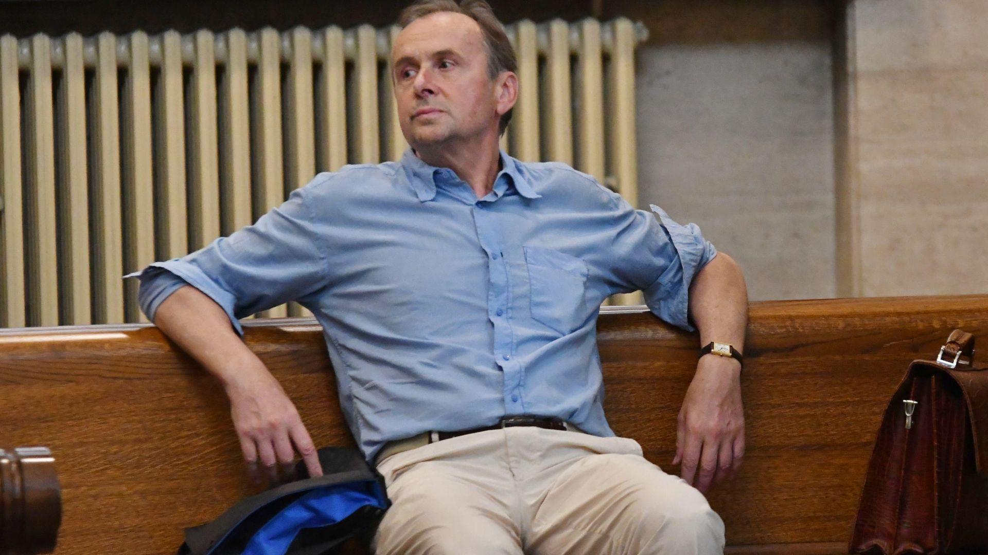 Оправдаха Валентин Димитров  за присвояване на над 4 млн. лева