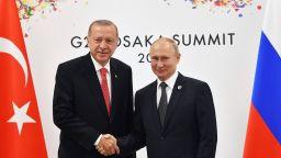 Ердоган отива за ден при Путин, ще говорят и за Сирия