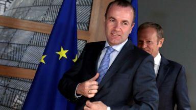 Лидерите на ЕС на срещата на Г-20 са решили Манфред Вебер да не бъде председател на ЕК