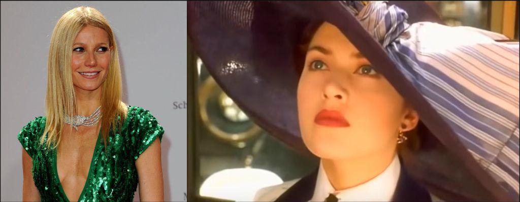 """Гуинет Полтроу / Кейт Уинслет в ролята на Роуз - """"Титаник"""""""