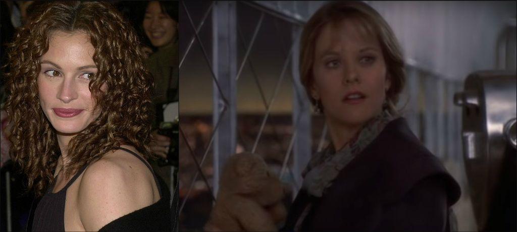 """Джулия Робъртс / Мег Райън в ролята на Ани Рийд - """"Безсъници в Сиатъл"""""""