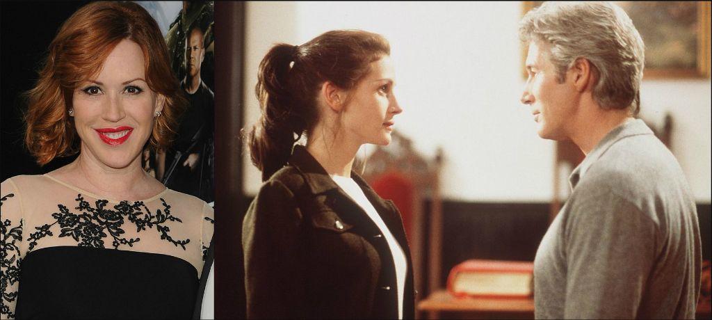 """Моли Рингуалд / Джулия Робъртси Ричард Гиър в """"Хубава жена"""""""