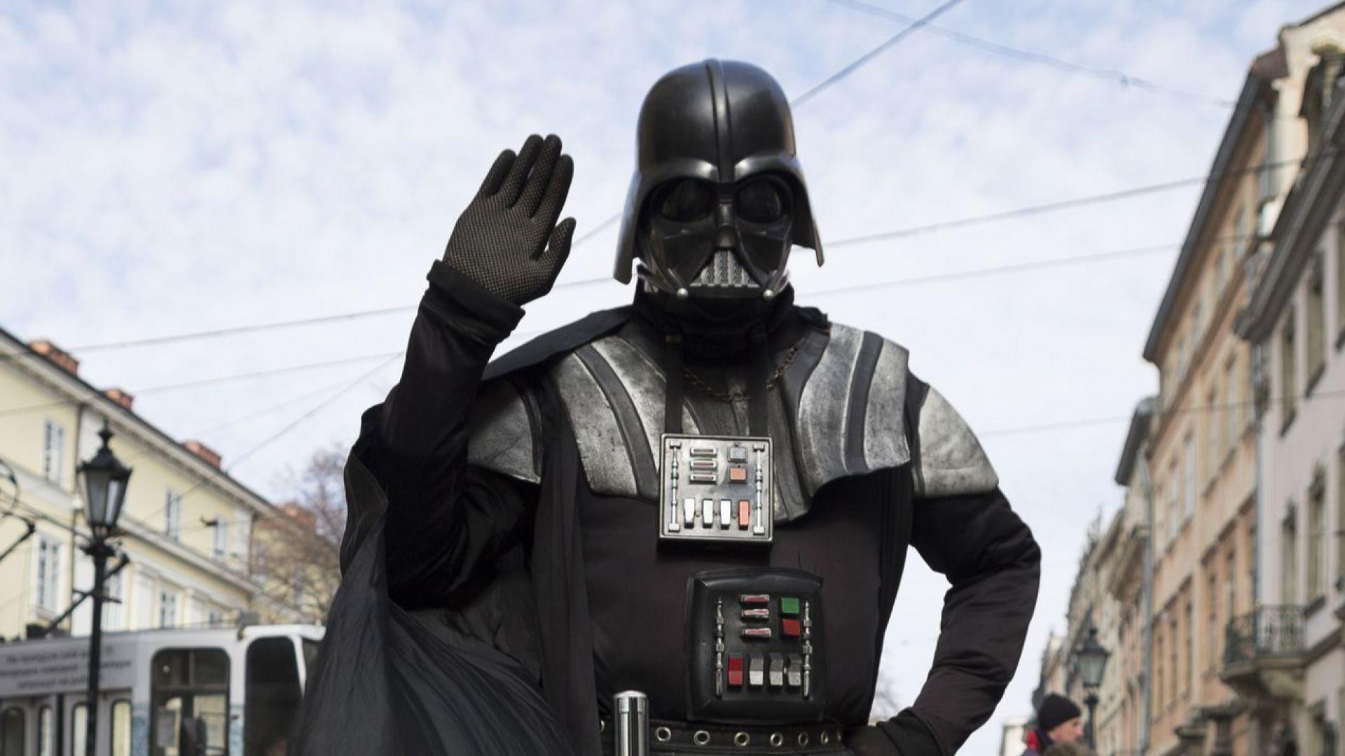 Украинският Дарт Вейдър: Само аз ще мога да направя от република империя