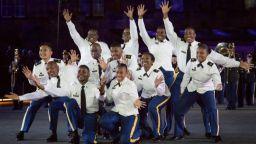 Армейският оркестър и хор на САЩ в Европа с концерт за Деня на независимостта в София