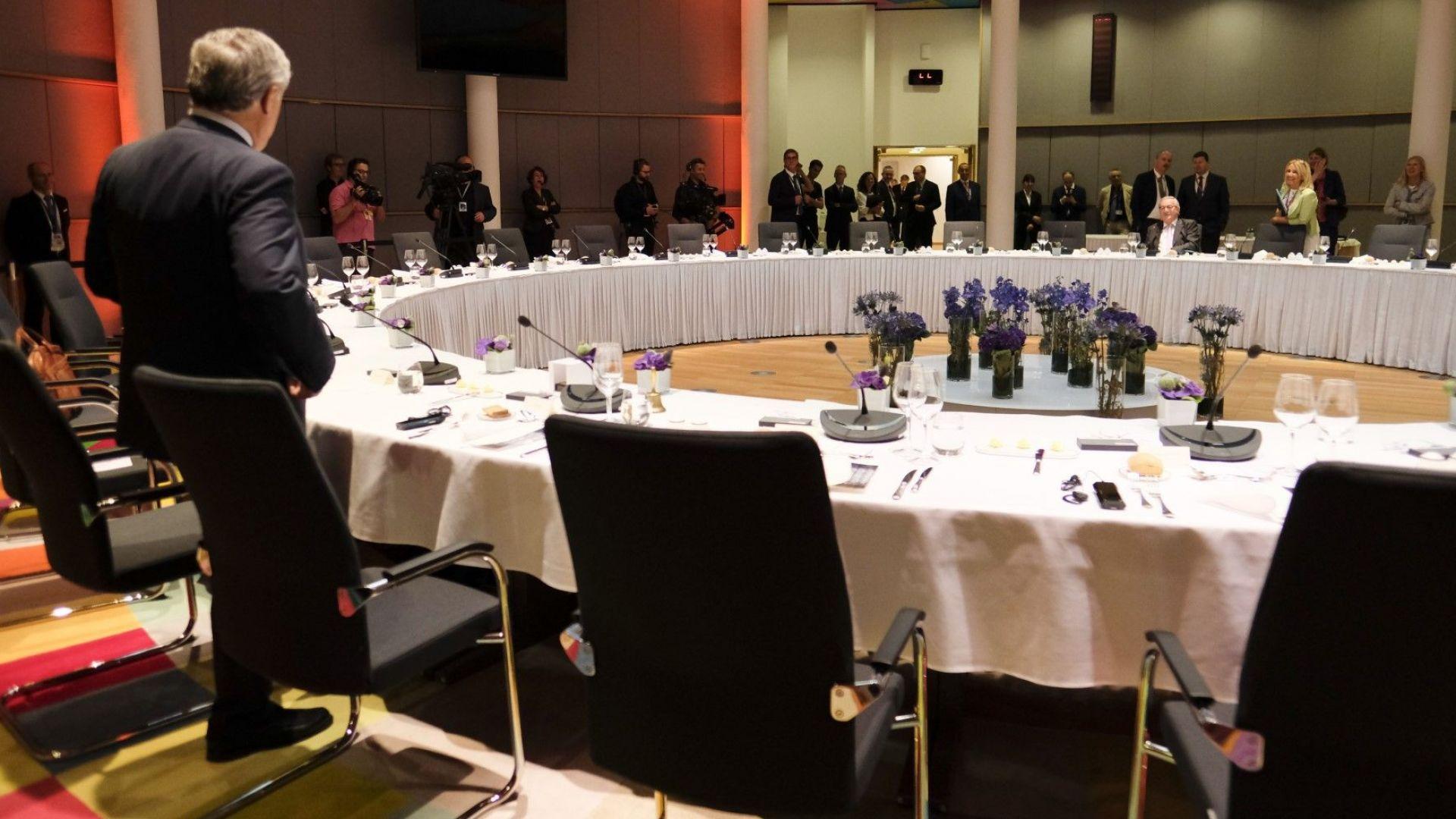 Европейски сблъсъци за близо 2 трлн. евро: за какво настоява България