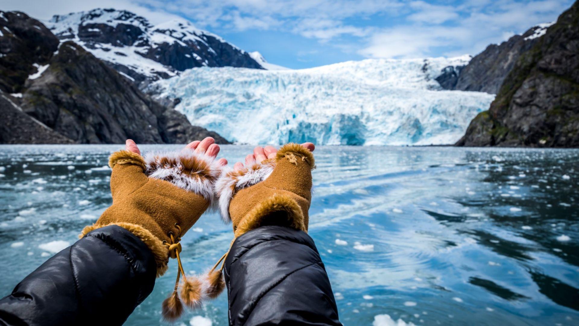 Затоплянето в Аляска заплашва с глад местните общности