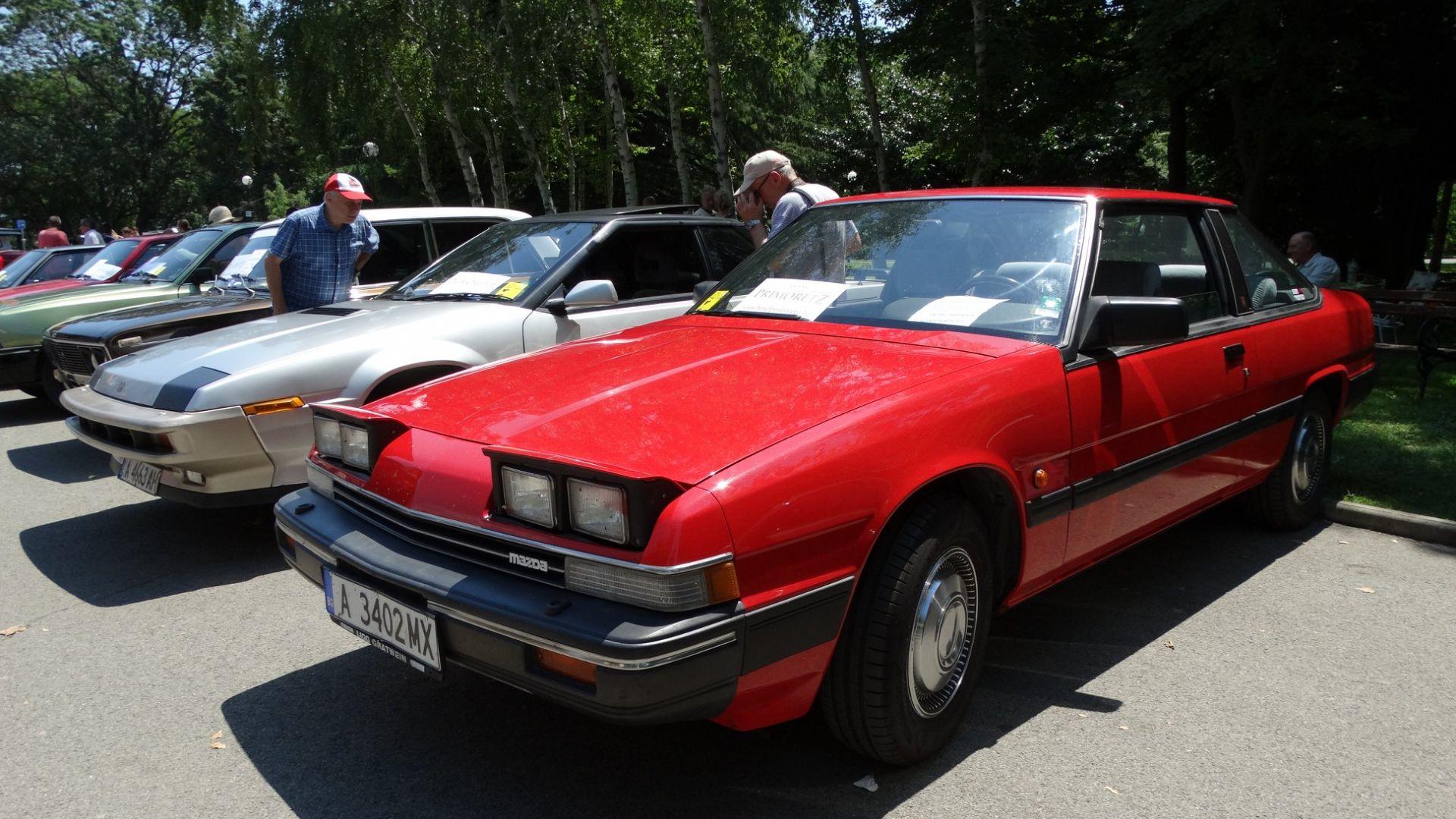 Над 200 ретро автомобила и мотоциклета от 6 държави идват в Бургас