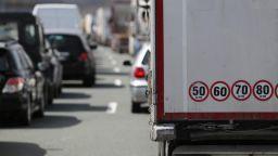 """Важно за шофьорите: Втори ден с изострено внимание при """"Траянови врата"""""""