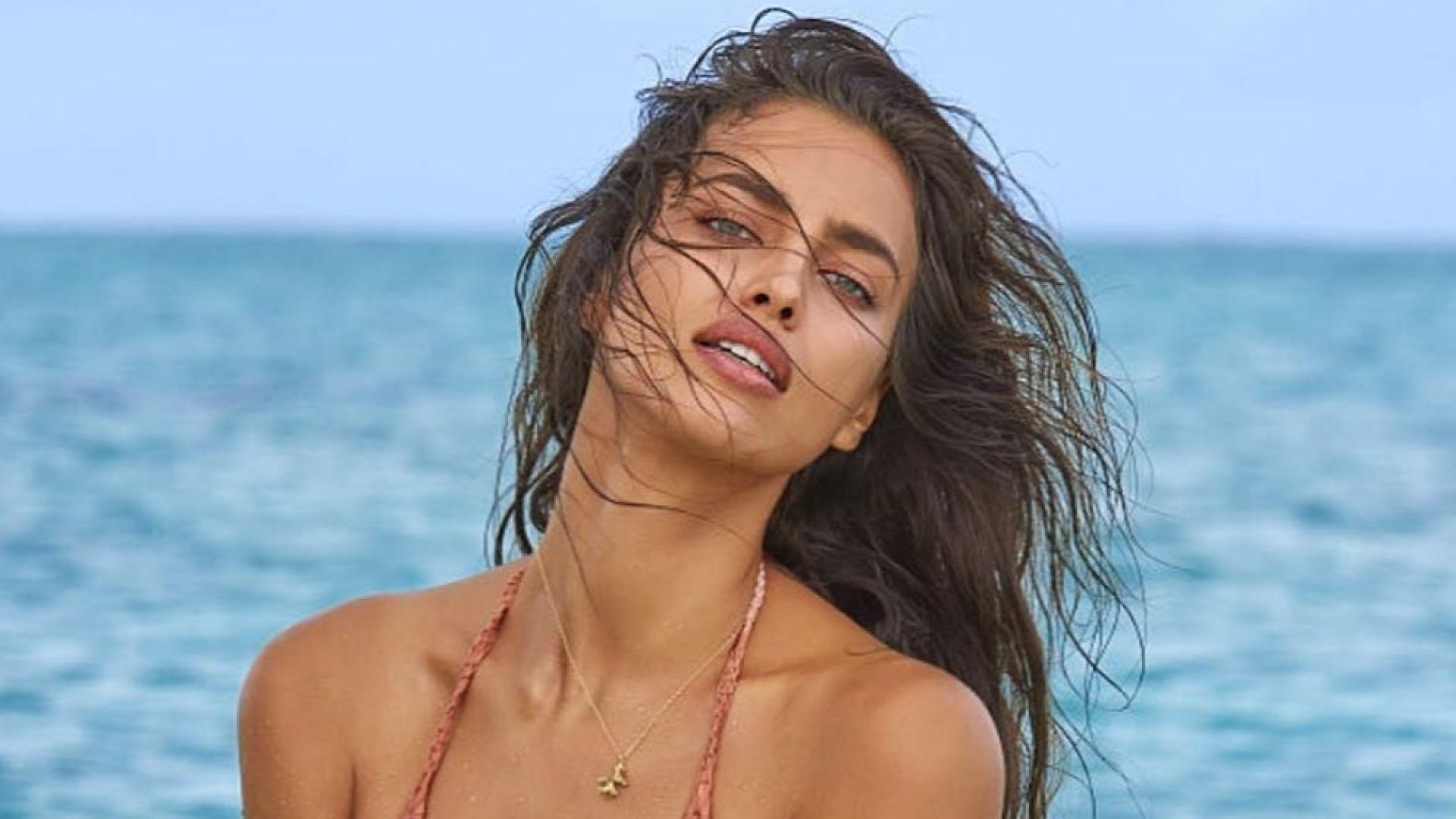 Ирина Шейк - най-добрият модел на бански в света