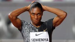 Противоречивата Семеня се отказа от олимпийската си мечта в спринта