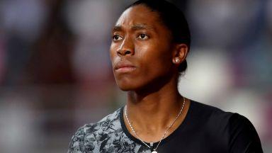Олимпийската шампионка Семеня тръгва на съд заради тестостерон