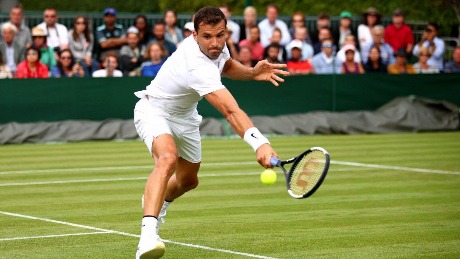 Григор се похвали, че тренира усилено с олимпийски шампион